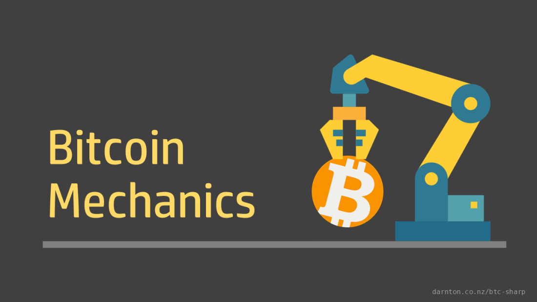 BitcoinMechanics